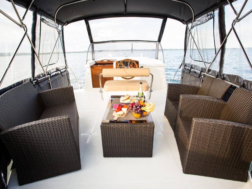 Rental Motorboat in Wilkasy - Nautiner Nautiner 40.2 AFT