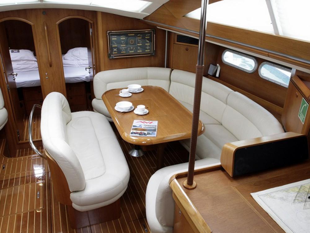 Rental yacht Vodice - Jeanneau Sun Odyssey 54 DS on SamBoat