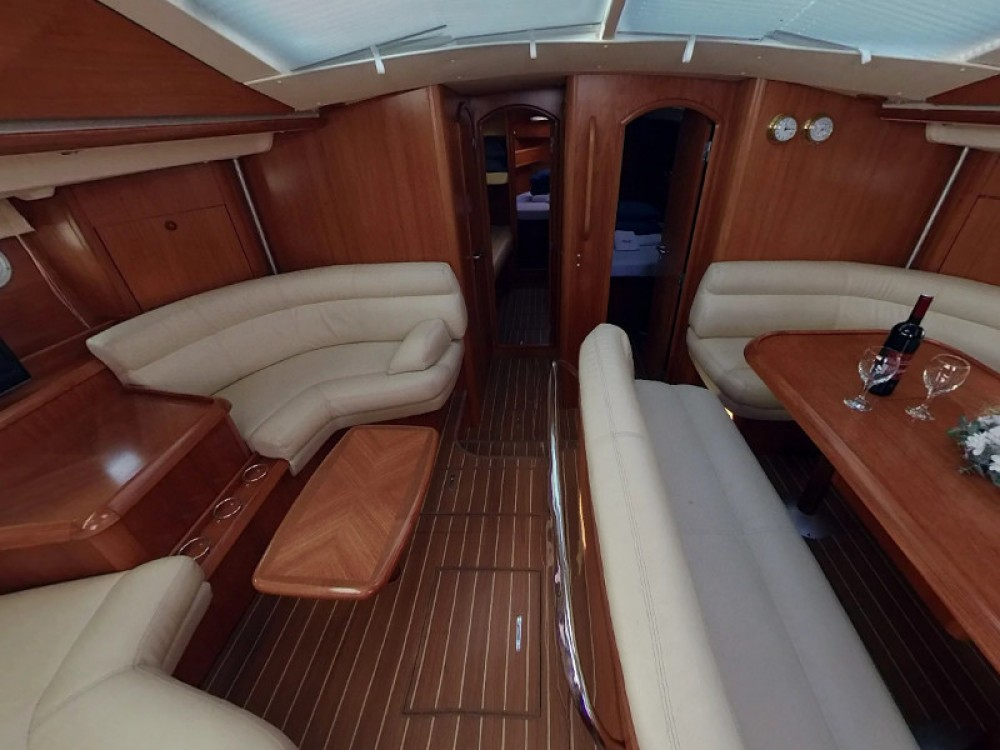 Boat rental Jeanneau Sun Odyssey 54 DS in Vodice on Samboat