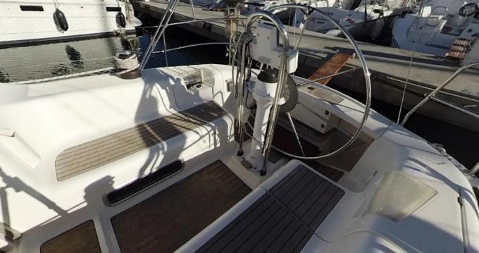 Boat rental Betina cheap Elan 38