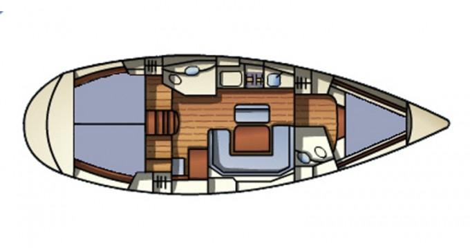 Rental yacht Betina - Elan Elan 40 on SamBoat