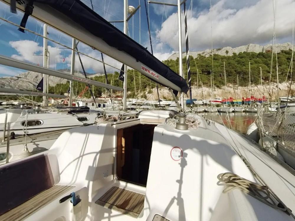 Boat rental Vodice cheap Elan 40