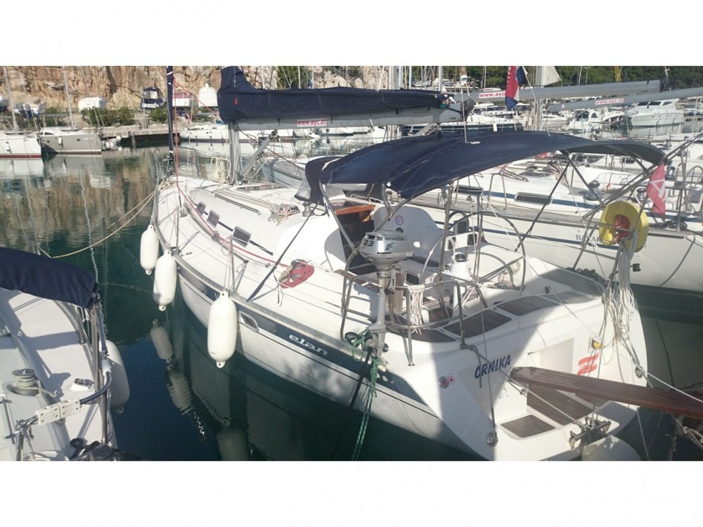 Hire Sailboat with or without skipper Elan Vodice
