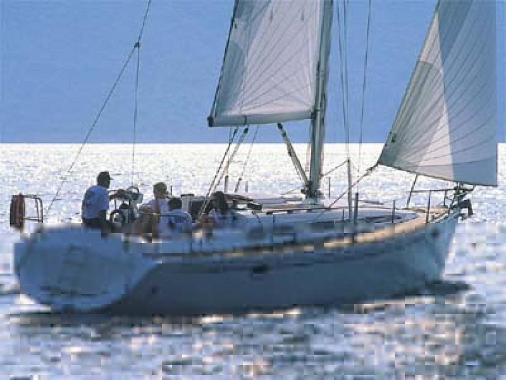 Rental Sailboat in Vodice - Elan Elan 36