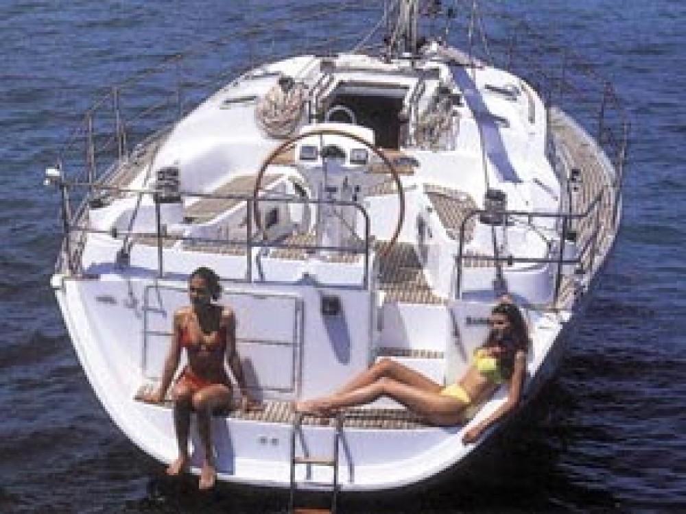 Rental Sailboat in Vodice - Jeanneau Sun Odyssey 43DS