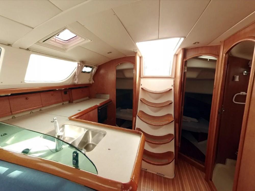 Boat rental Vodice cheap Sun Odyssey 43DS