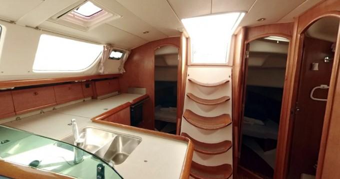 Rental Sailboat in Betina - Jeanneau Sun Odyssey 43DS