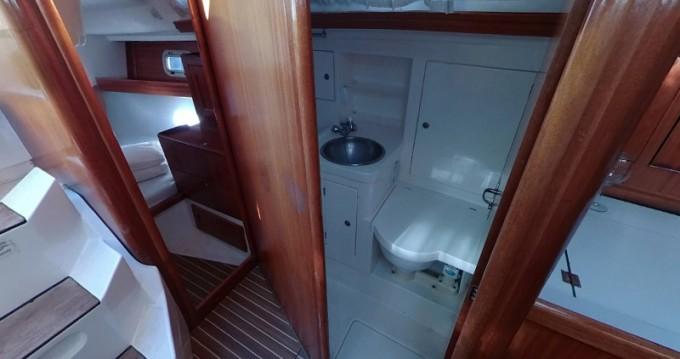 Rental Sailboat in Betina - Elan Elan 36