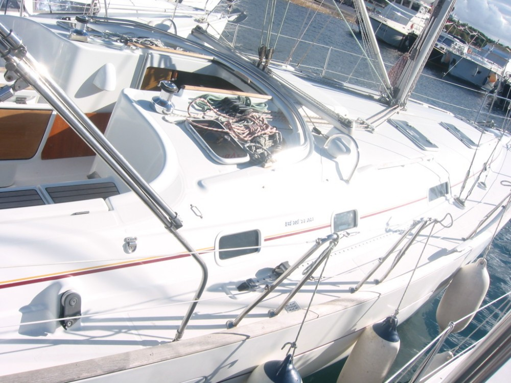 Bénéteau Oceanis 411 between personal and professional Vodice