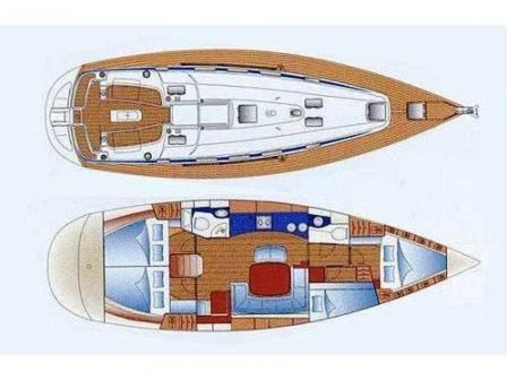 Boat rental Vodice cheap Bavaria 44