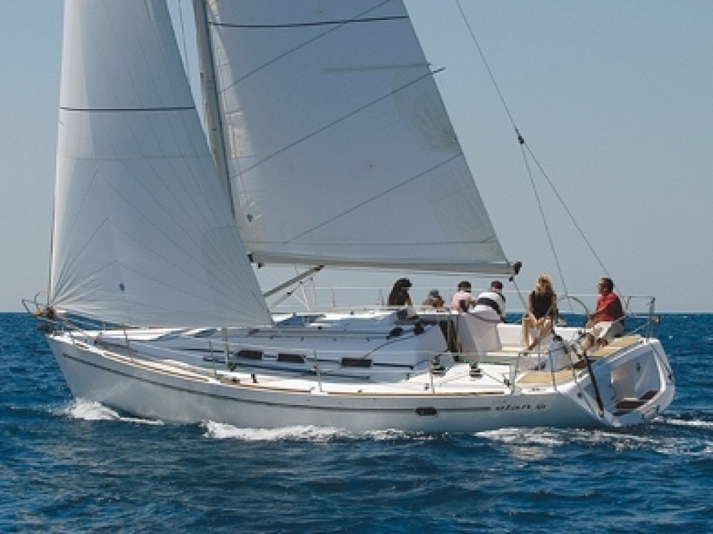 Rental yacht Vodice - Elan Elan 40 on SamBoat