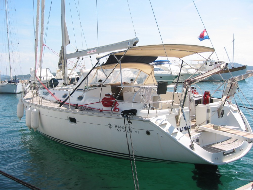 Hire Sailboat with or without skipper Jeanneau Vodice