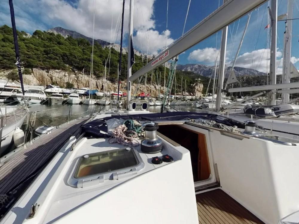 Rental yacht Vodice - Jeanneau Sun Odyssey 52.2 on SamBoat