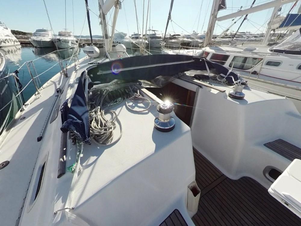 Rental yacht Vodice - Jeanneau Sun Odyssey 40 on SamBoat