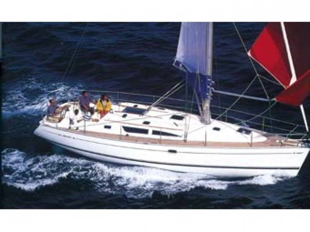 Rental Sailboat in  - Jeanneau Sun Odyssey 40