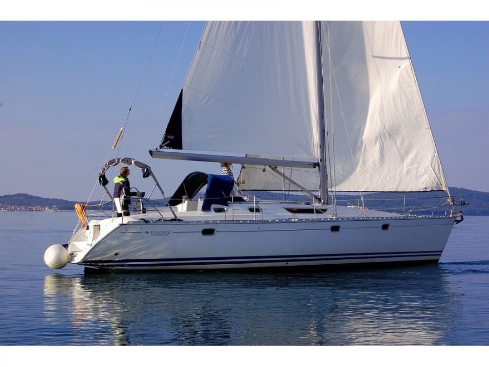 Boat rental Jeanneau Sun Odyssey 42.2 in Vodice on Samboat