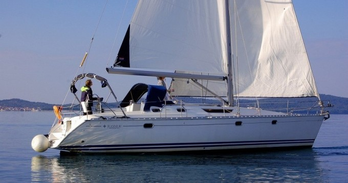 Rental yacht Betina - Jeanneau Sun Odyssey 42.2 on SamBoat