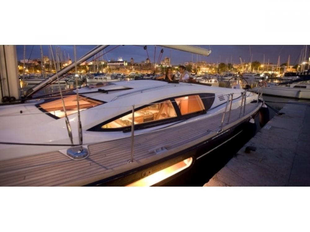 Rental Sailboat in Vodice - Jeanneau Sun Odyssey 50DS