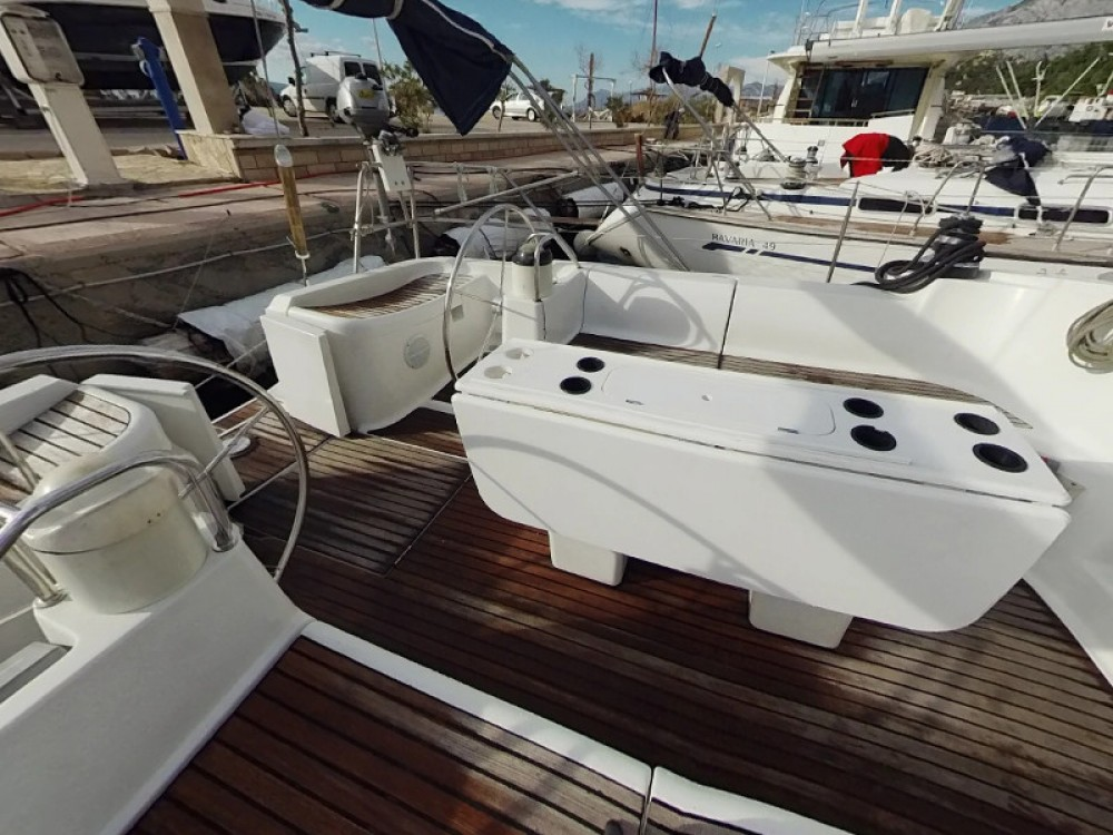 Jeanneau Sun Odyssey 45.2 between personal and professional Vodice