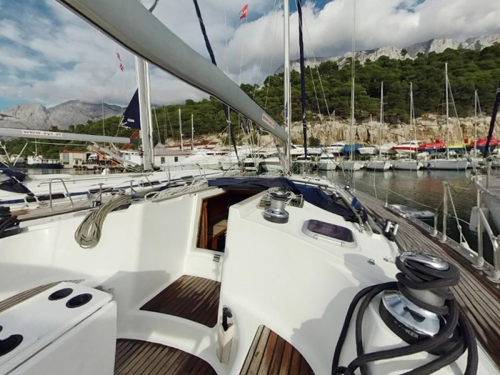 Boat rental Vodice cheap Sun Odyssey 45.2