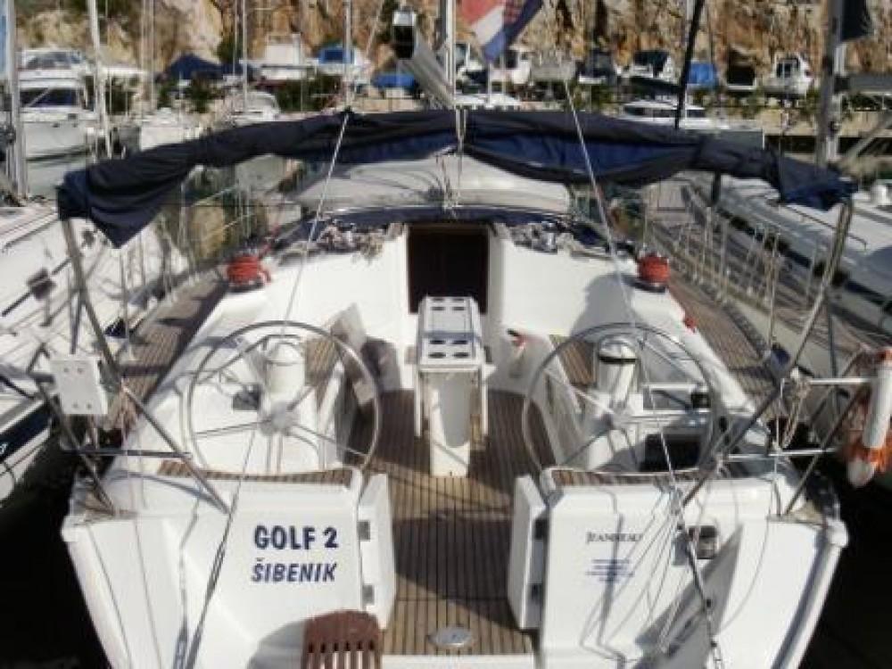 Rental Sailboat in Vodice - Jeanneau Sun Odyssey 45.2
