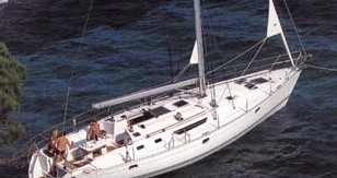 Boat rental Jeanneau Sun Odyssey 45.2 in Betina on Samboat