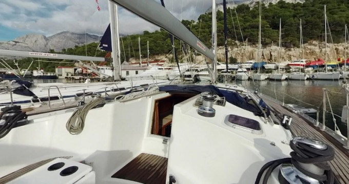 Jeanneau Sun Odyssey 45.2 between personal and professional Betina