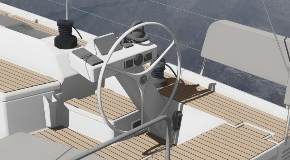 Rental Sailboat in Olbia - Dufour Dufour 530 Exclusive