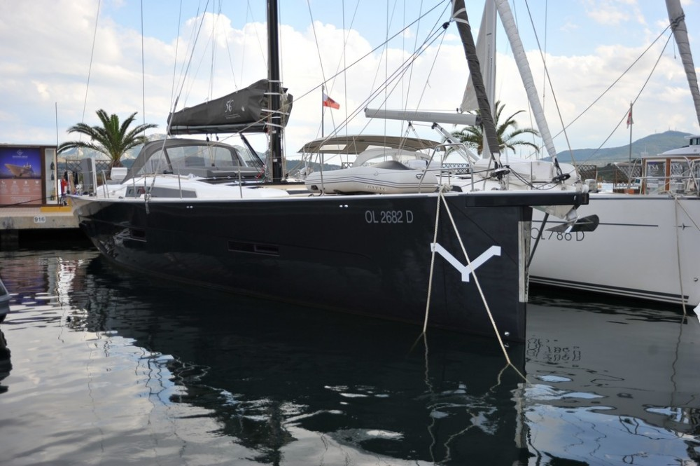 Rental Sailboat in Olbia - Dufour Dufour 56 Exclusive