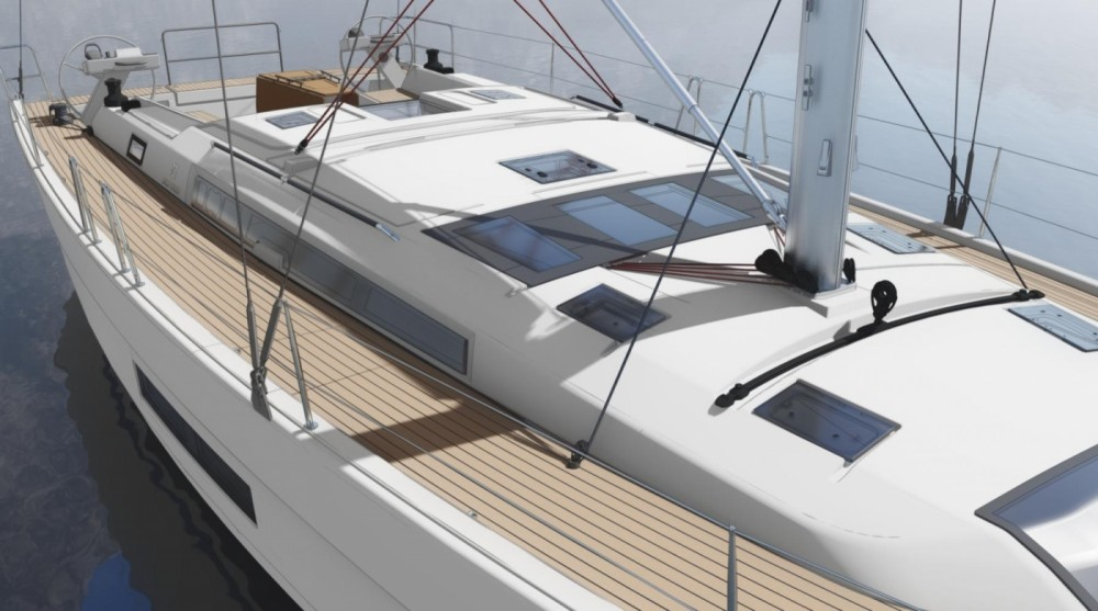Boat rental Dufour Dufour 530 Exclusive in Olbia on Samboat