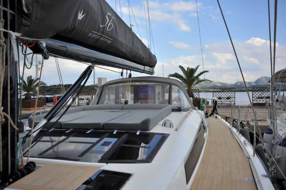 Rental yacht Olbia - Dufour Dufour 56 Exclusive on SamBoat
