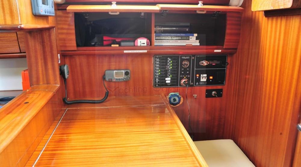 Boat rental Olbia cheap Bavaria 38