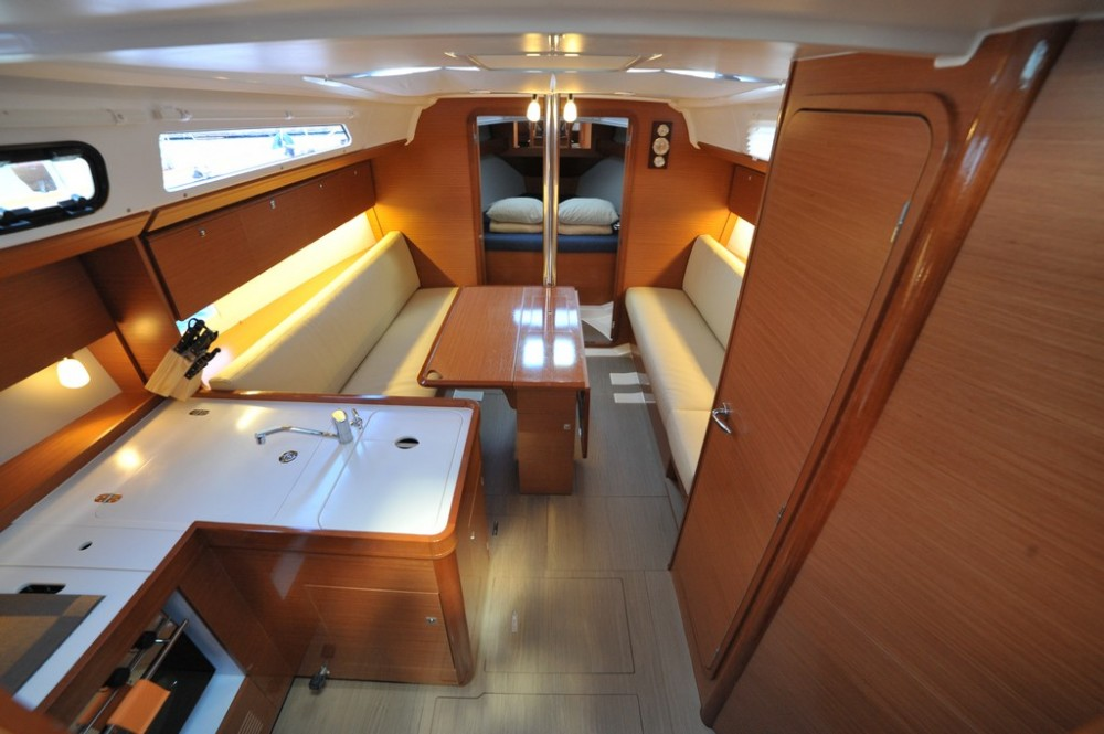 Boat rental Olbia cheap Dufour 360 GL