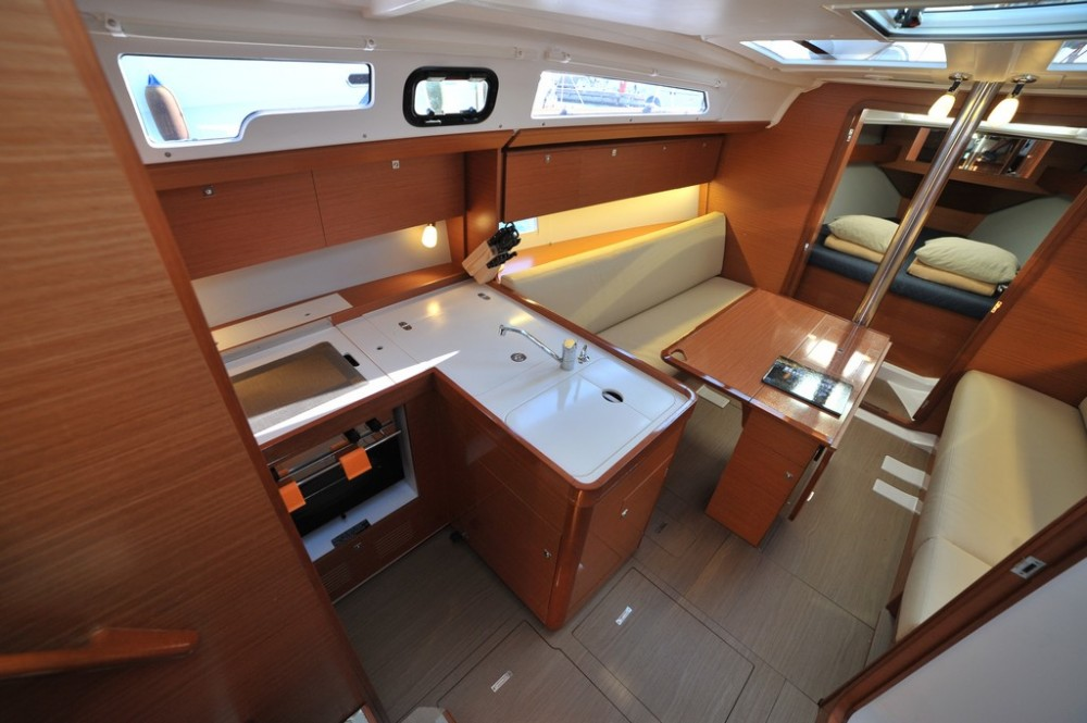 Rental yacht Olbia - Dufour Dufour 360 GL on SamBoat