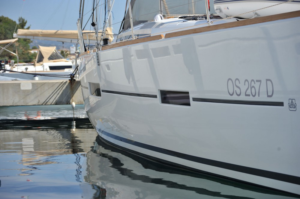Rent a Dufour Dufour 460 Grand Large Olbia