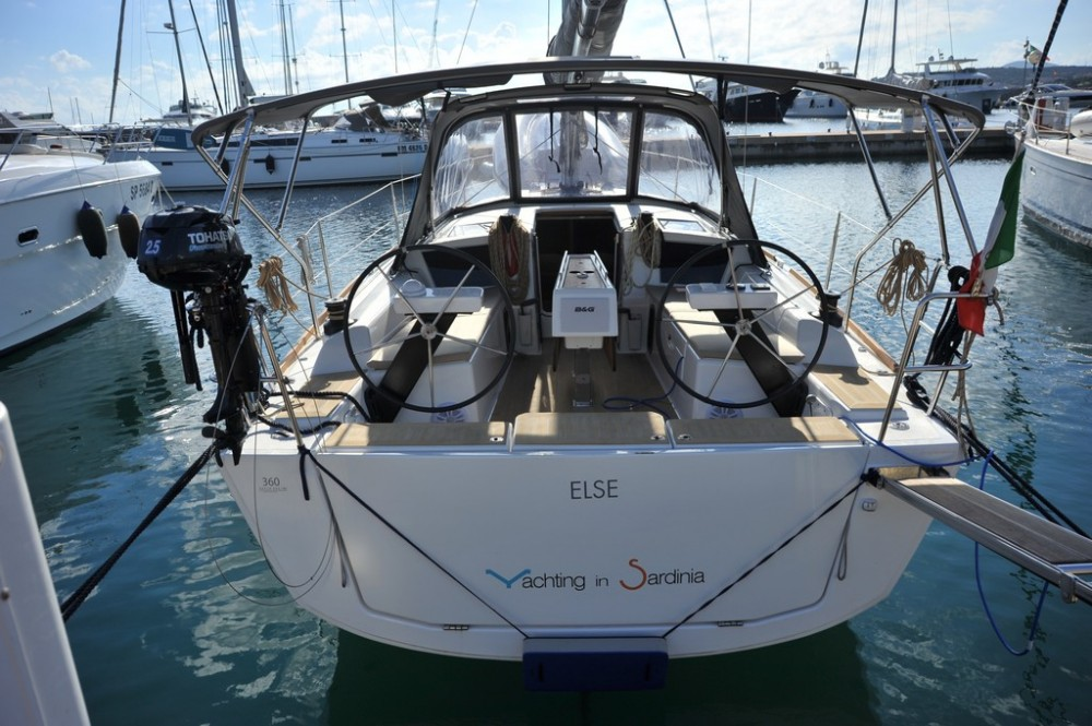 Boat rental Dufour Dufour 360 GL in Olbia on Samboat