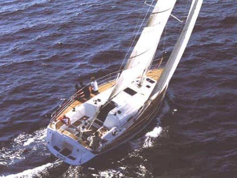 Rental Sailboat in Vodice - Elan Elan 431