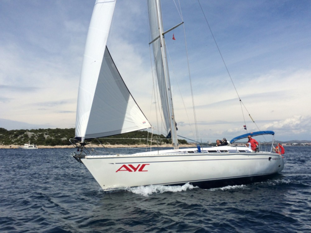 Rental Sailboat in Vodice - Elan Elan 431