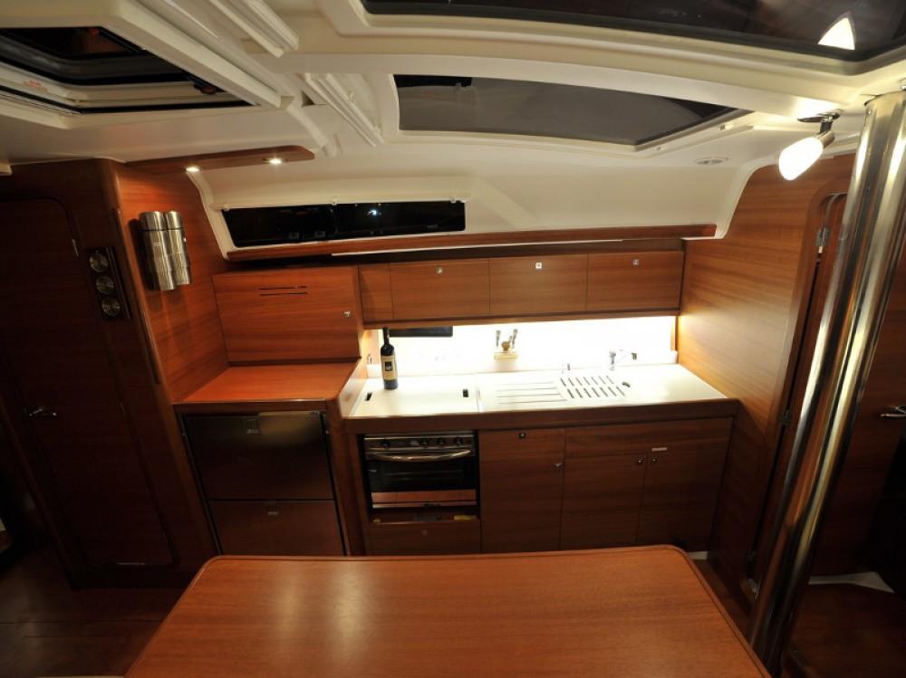 Boat rental Olbia cheap Dufour 382 Grand Large
