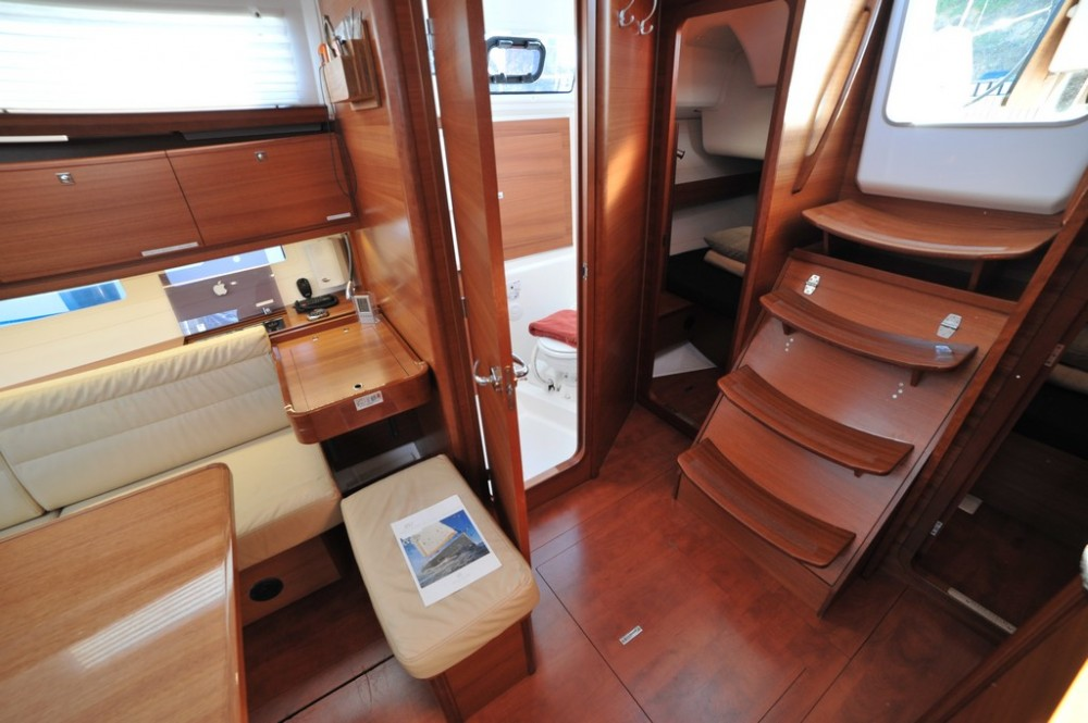 Rent a Dufour Dufour 382 Grand Large Marina di Portisco