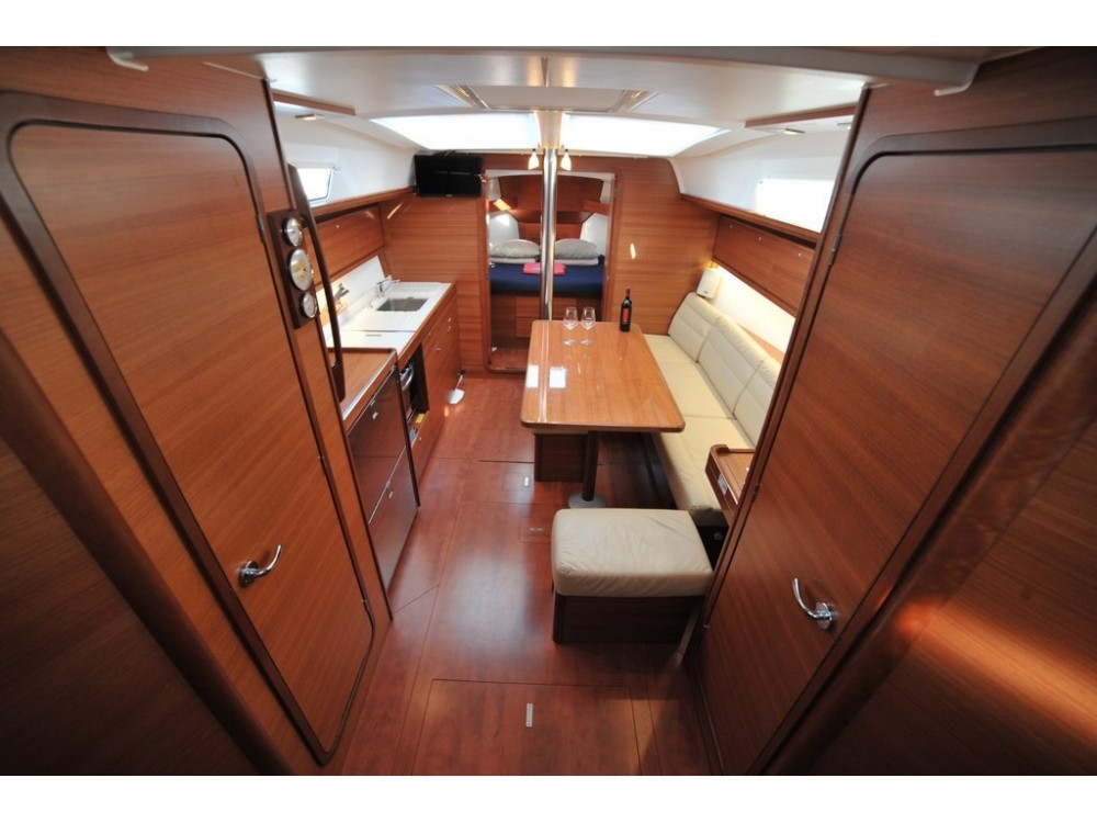 Dufour Dufour 382 Grand Large between personal and professional Olbia