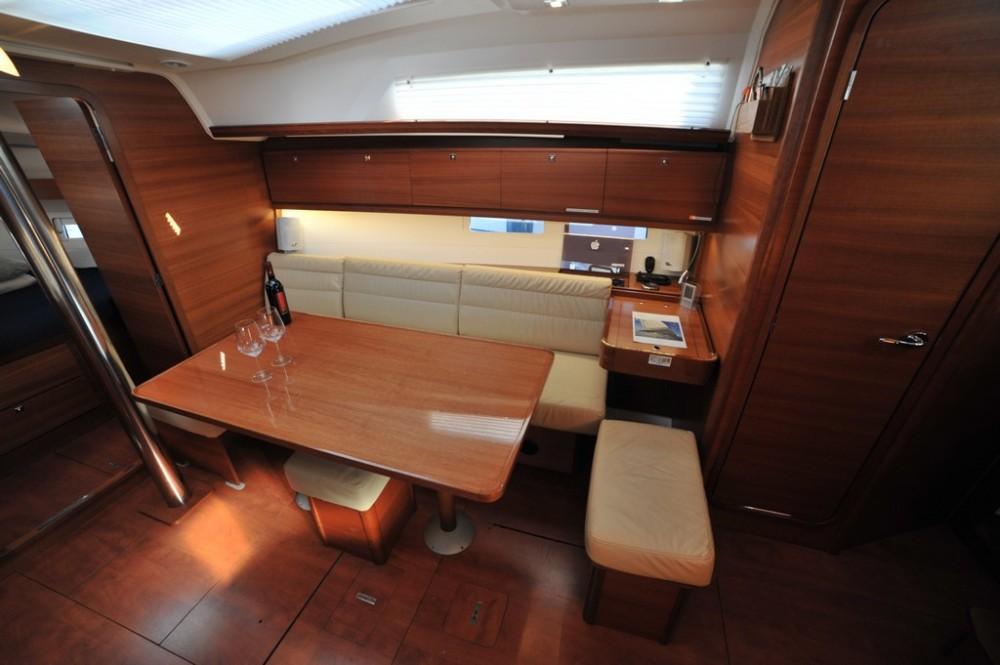 Rental yacht Marina di Portisco - Dufour Dufour 382 Grand Large on SamBoat