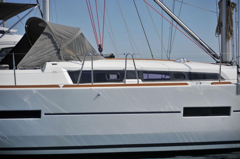 Boat rental Dufour Dufour 460 Grand Large in Marina di Portisco on Samboat