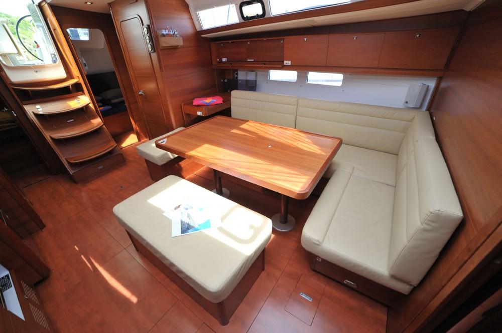 Boat rental Marina di Portisco cheap Dufour 460 Grand Large