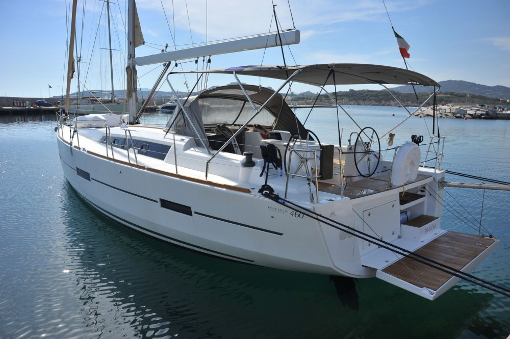 Rental yacht Olbia - Dufour Dufour 460 Grand Large on SamBoat