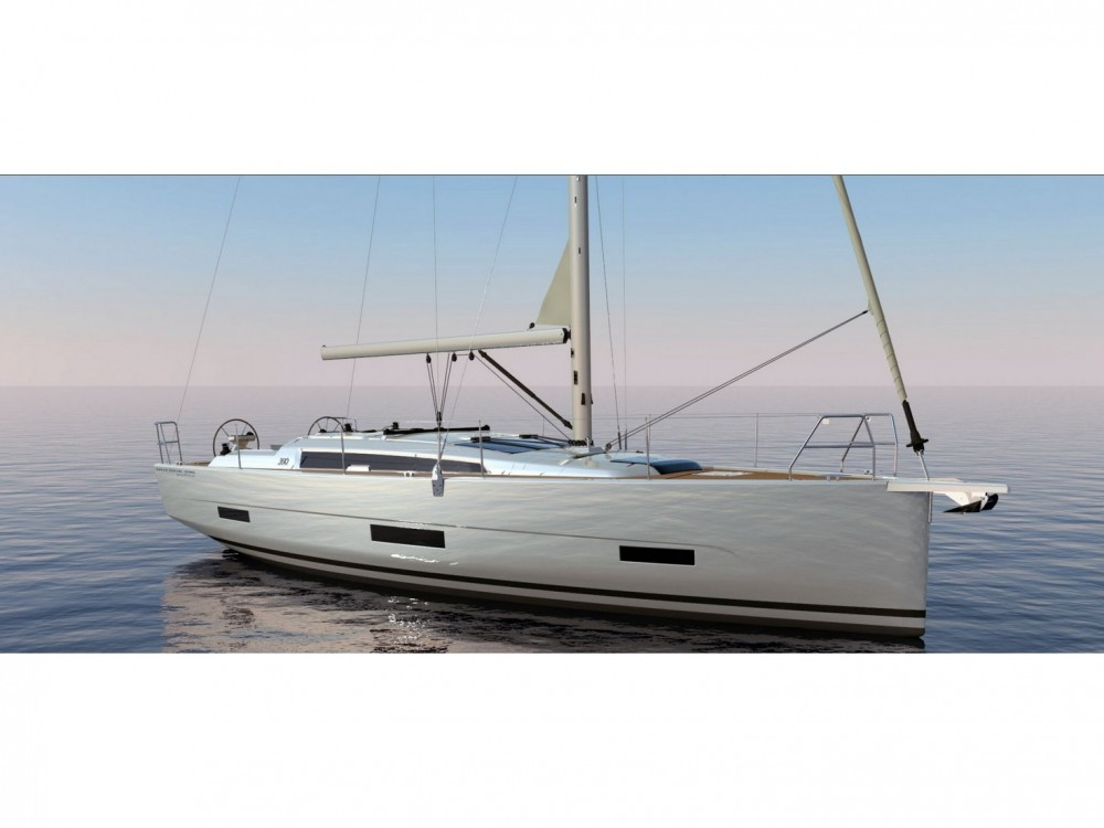 Dufour Dufour 390 Grand Large between personal and professional Marina di Portisco