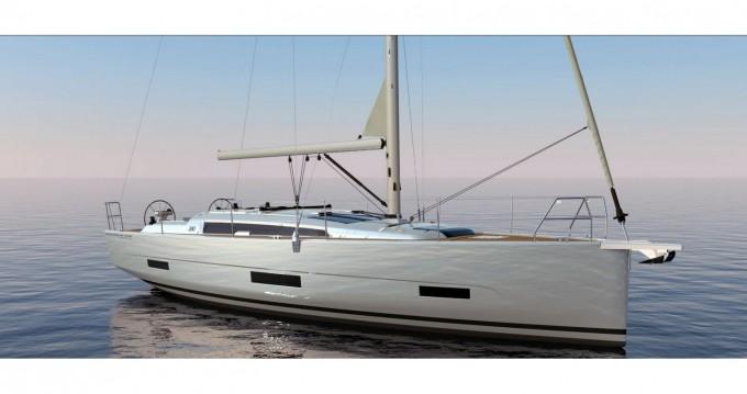 Boat rental Marina di Portisco cheap Dufour 390 Grand Large