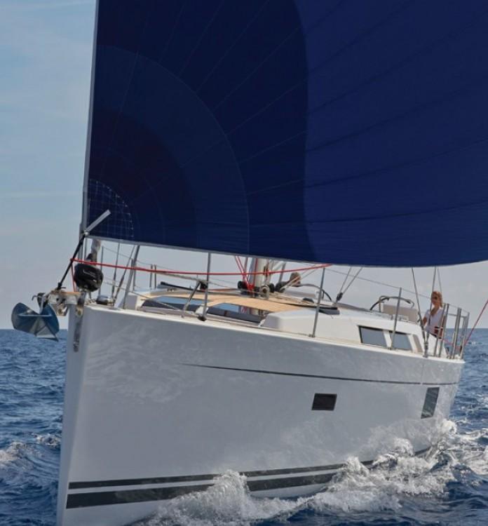 Rental yacht  - Hanse Hanse 455 on SamBoat