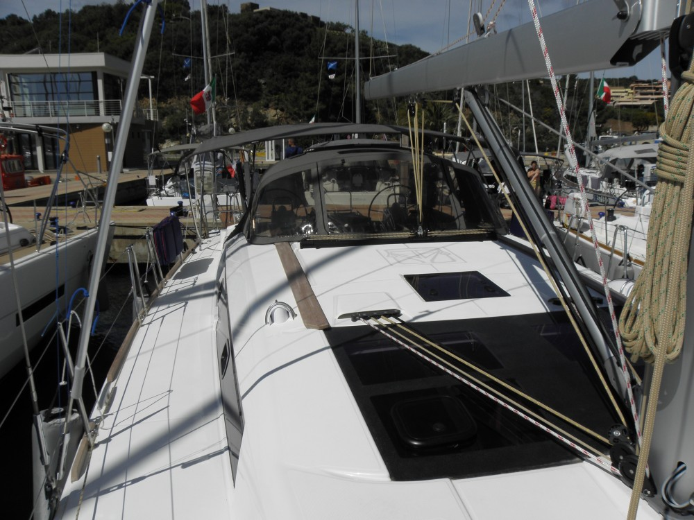 Dufour Dufour 460 Grand Large 5Cab between personal and professional Marina di Portisco