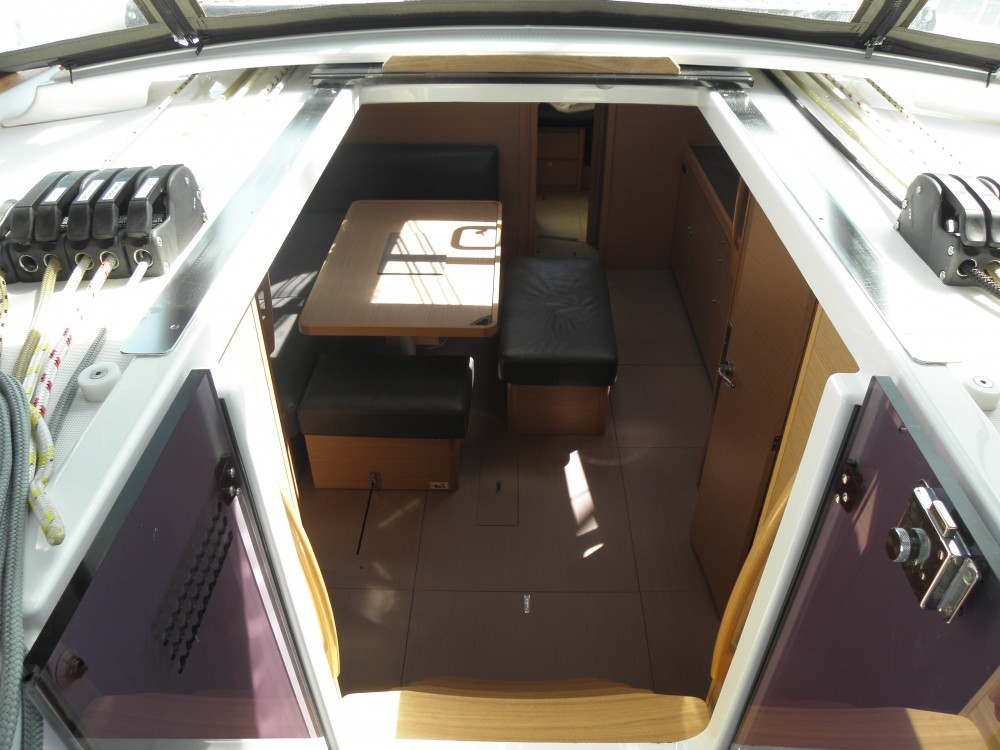 Boat rental Dufour Dufour 460 Grand Large 5Cab in Olbia on Samboat